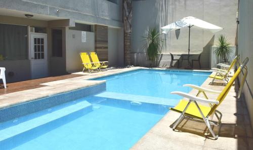 Soltigua Apart Hotel Mendoza Photo