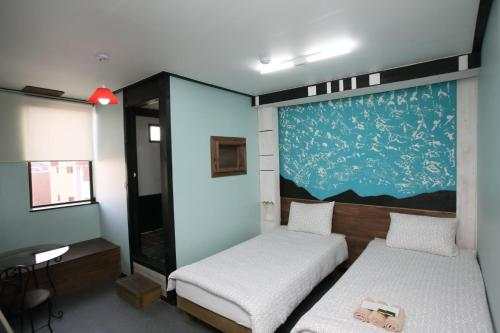 Jeju Airport Mira Guesthouse, 济州市