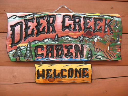 Deer Creek Cabin Photo
