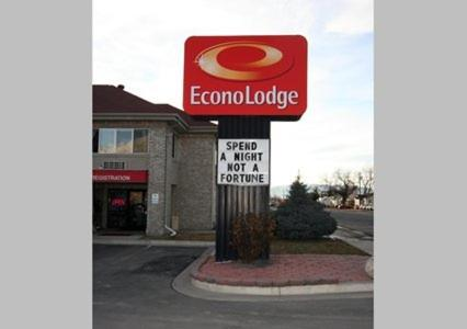 Econo Lodge Provo Photo