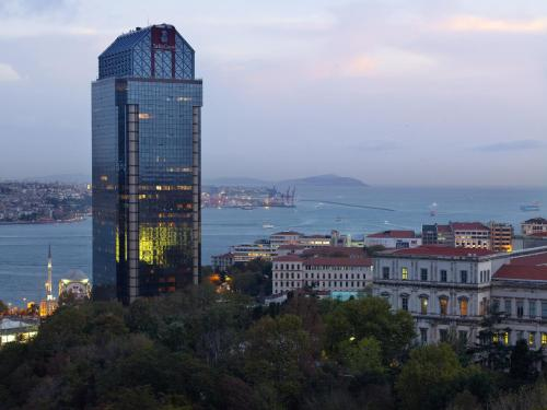 The Ritz-Carlton, Istanbul impression