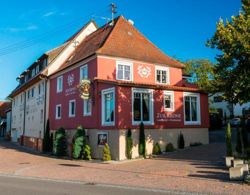 Landhotel Restaurant zur Krone