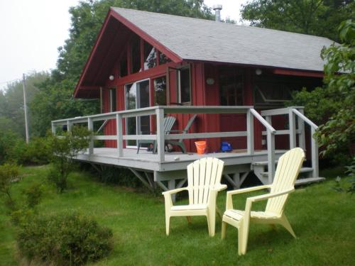 Blackberry Cove Cottage Georgetown Cabin Photo