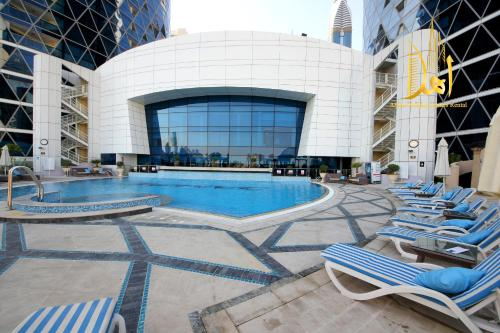 Ahlan Holiday Homes - Park Tower, Dubaï