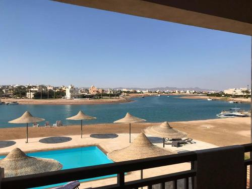 Beautiful 2 BD apartment in Fanadir Elgouna, Hurghada