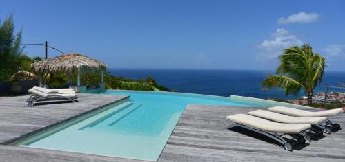 Villa Blue Swan 1 Bedroom, Gustavia