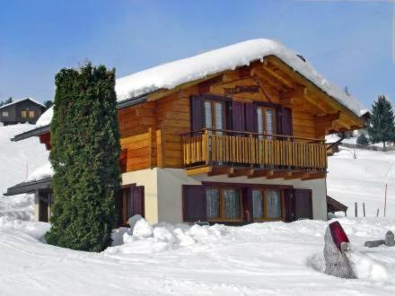 Holiday Home Bouton D'or Nendaz Station
