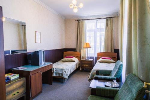 Tourist Hotel Saint-Petersbourg