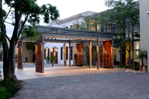 Vineyard Hotel Photo