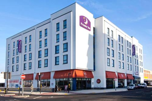 Premier Inn Weston Super-Mare (Seafront) Weston Super Mare