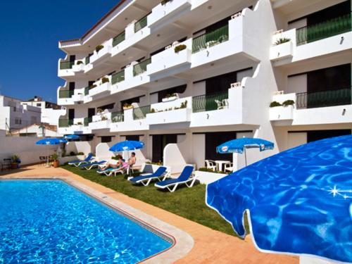 holidays algarve vacations Albufeira Apartamentos Rainha D. Leonor