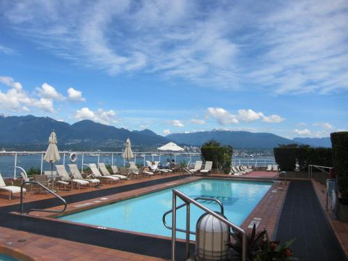 Pan Pacific Vancouver Hotel Photo