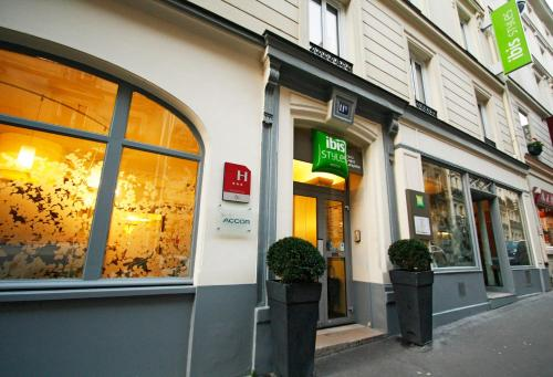 ibis Styles Paris Cadet Lafayette photo 35