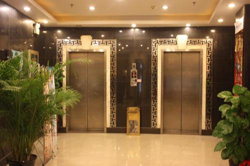 GreenTree Inn ShangHai ChangYang Road JiangPu Park Metro Station Business Hotel photo 24