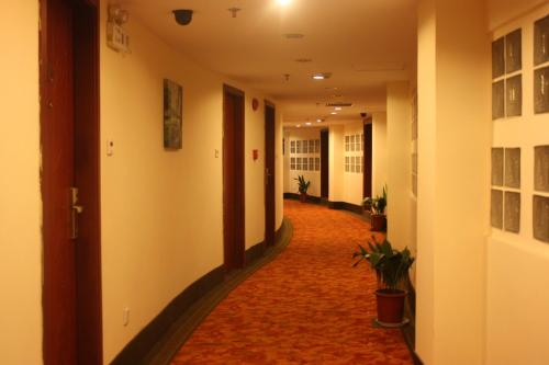 GreenTree Inn ShangHai ChangYang Road JiangPu Park Metro Station Business Hotel photo 25