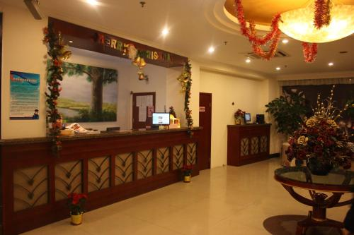 GreenTree Inn ShangHai ChangYang Road JiangPu Park Metro Station Business Hotel photo 26