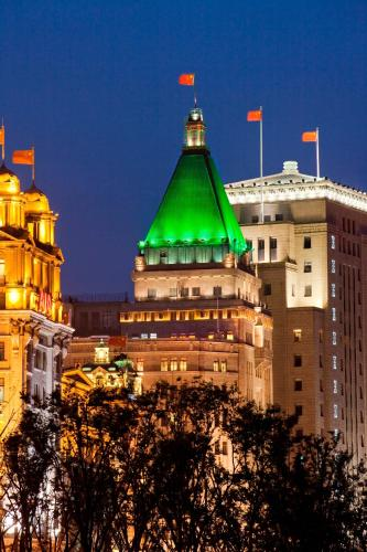Fairmont Peace Hotel On the Bund photo 16