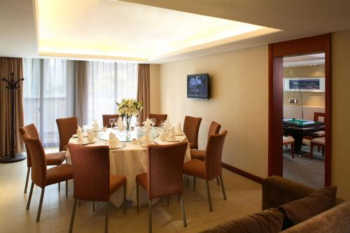 Howard Johnson All Suites Hotel Suzhou photo 10