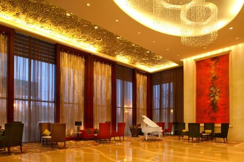 Howard Johnson All Suites Hotel Suzhou photo 13