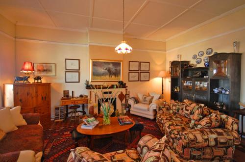 Guinea Fowl Lodge Photo
