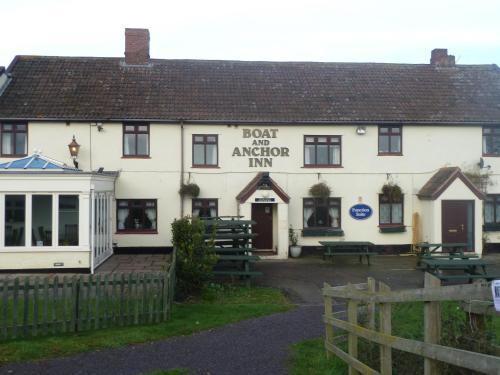 The Boat & Anchor Inn (B&B)