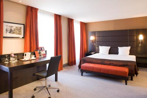Mercure Paris Terminus Nord photo 24