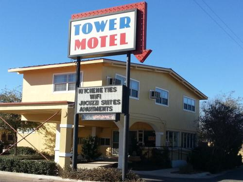 Tower Motel Abilene Photo