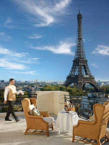 Shangri-La Hotel, Paris photo 6