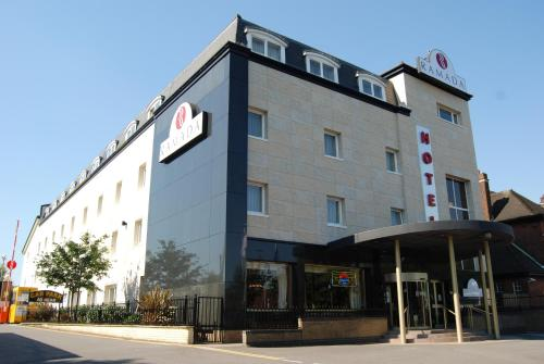 Ramada London Ruislip - formerly Days Hotel South Ruislip,London