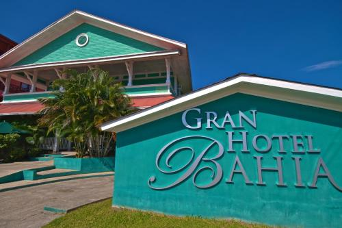 Gran Hotel Bahia Photo
