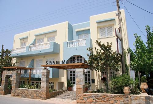 Sissi Mare Apartments - Sissi Greece