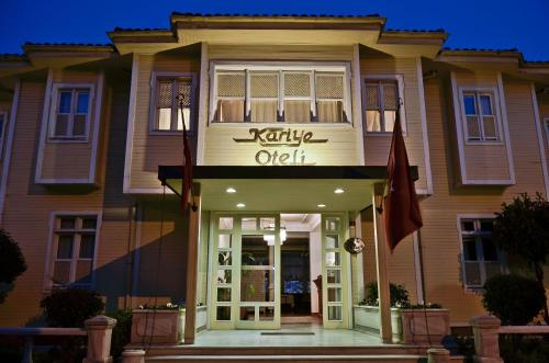 Kariye Hotel Photo