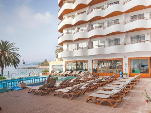 Apartamentos Mar y Playa - ibiza - booking - hébergement