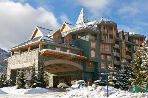 Cascade Lodge by ResortQuest Whistler, Уистлер