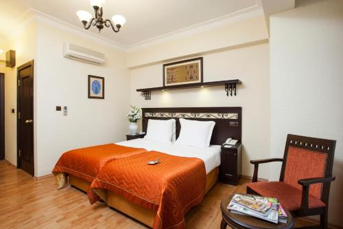 Ottoman hotel imperial special category estambul for Santa ottoman hotel