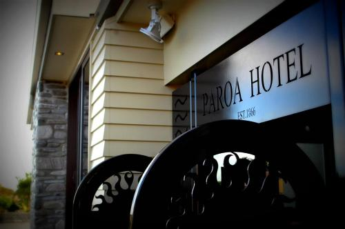 Paroa Hotel Greymouth