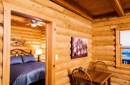 Village Scandinave Lodge & Spa Photo