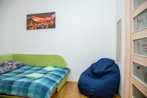 Apartment in the mysterious Lviv courtyard near the Opera House, Leopoli