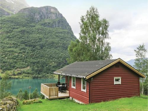 Two-Bedroom Holiday Home in Olden, Olden