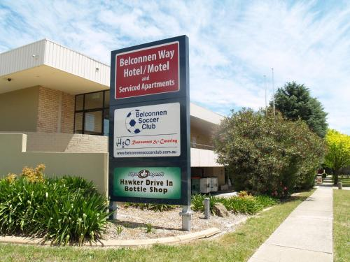 Belconnen Way Hotel/Motel and Serviced Apartments