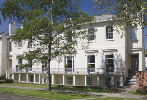 Photo of The Cheltenham Townhouse & Apartments Hotel Bed and Breakfast Accommodation in Cheltenham Gloucestershire