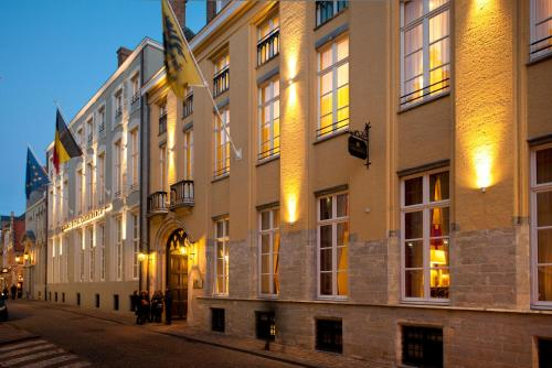Grand Hotel Casselbergh Brugge