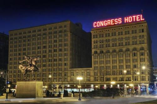 Congress Plaza Hotel - Chicago, IL 60605
