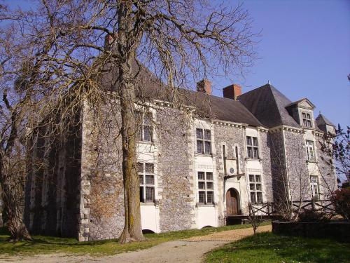  Ch&acirc;teau de la Fresnaye Saint-Aubin de Luign&eacute;
