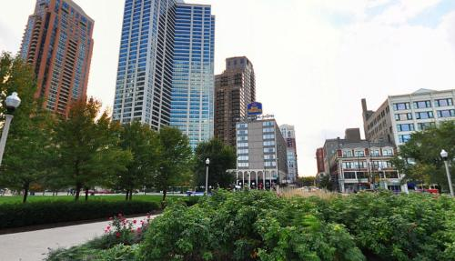 Best Western Grant Park Hotel - Chicago, IL 60605