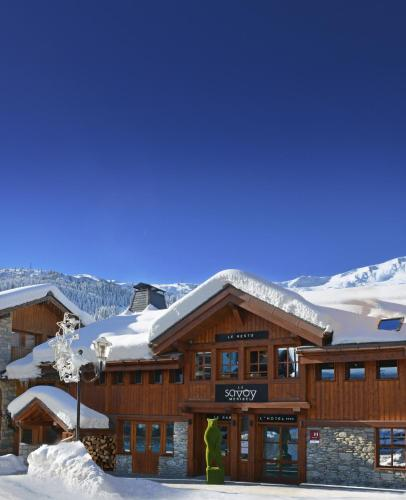 hotel le savoy meribel desde 325 rumbo. Black Bedroom Furniture Sets. Home Design Ideas