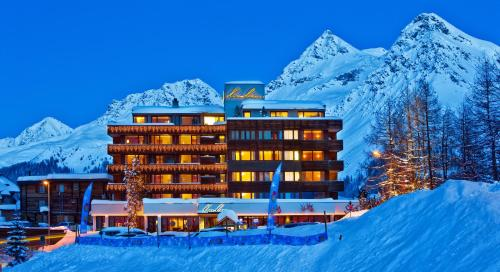 Arosa Kulm Hotel & Alpin Spa, Arosa, Switzerland, picture 44