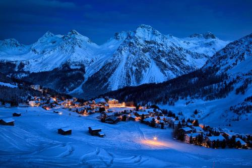 Arosa Kulm Hotel & Alpin Spa, Arosa, Switzerland, picture 42