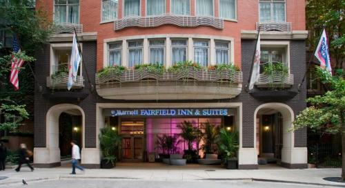 Fairfield Inn and Suites Chicago Downtown/ Magnificent Mile - Chicago - booking - hébergement