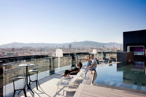 Barcelo Raval, Barcelona, Spain, picture 1